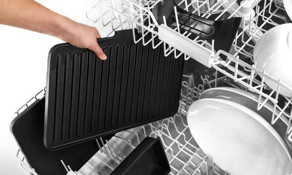 dishwasher safe hot plates